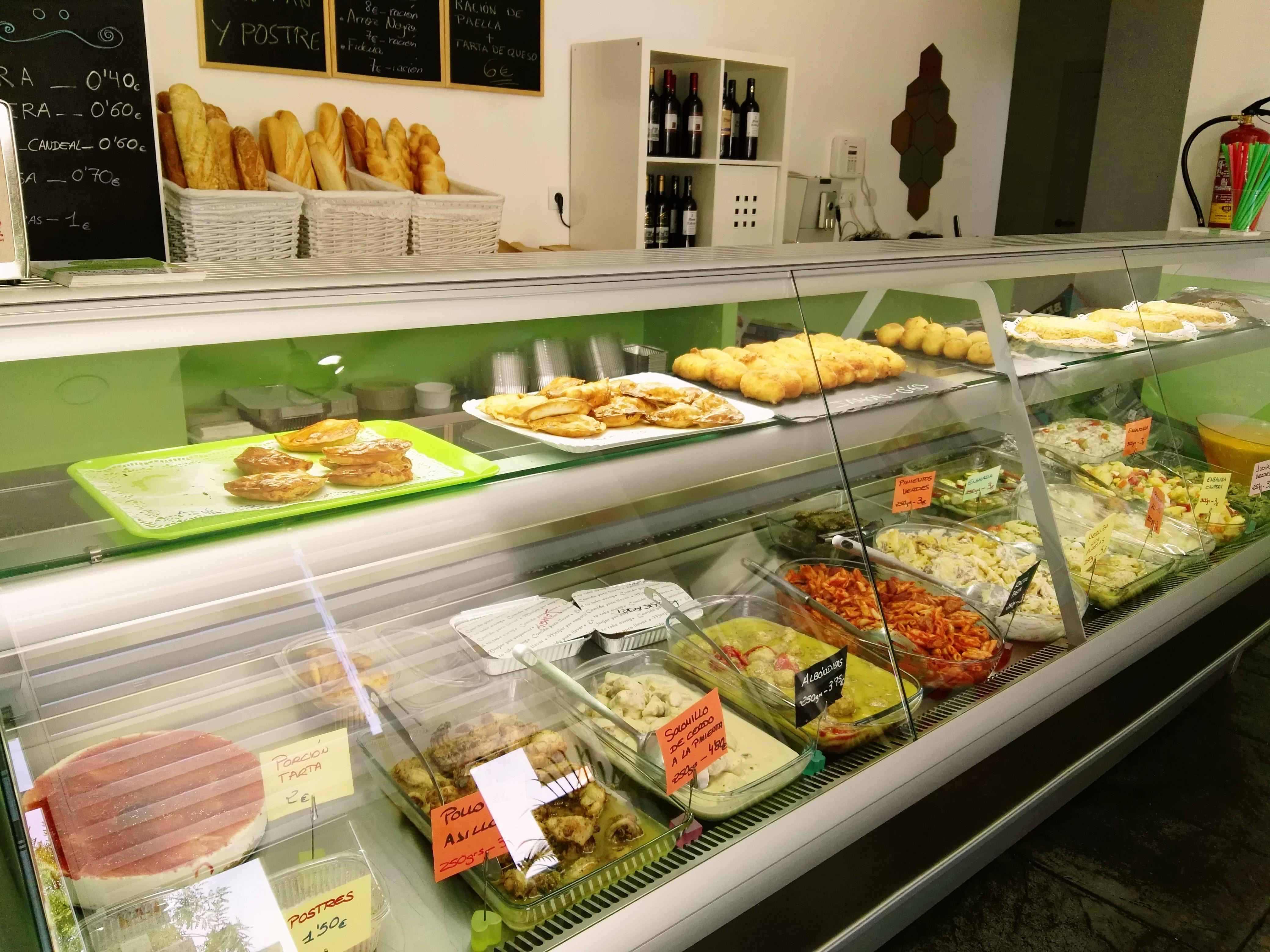 Tu puchero comida casera para llevar Menu comida casera